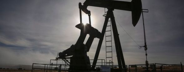 Pumpjack Alberta The Globe And Mail | James Alexander Michie