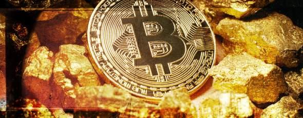 Decentralized Assets Bitcoin Gold Grizzle | James Alexander Michie