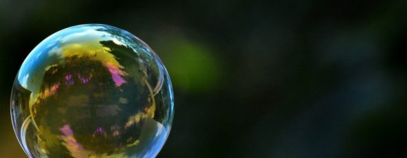 Soap Bubble SchiffGold | James Alexander Michie