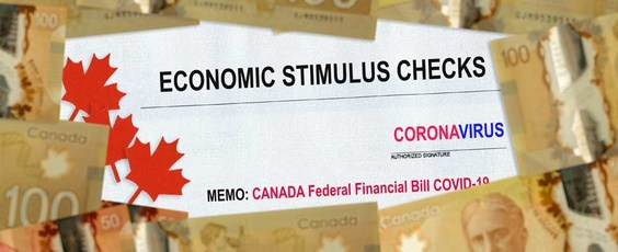 Stimulus Getty Images Financial Post | James Alexander Michie