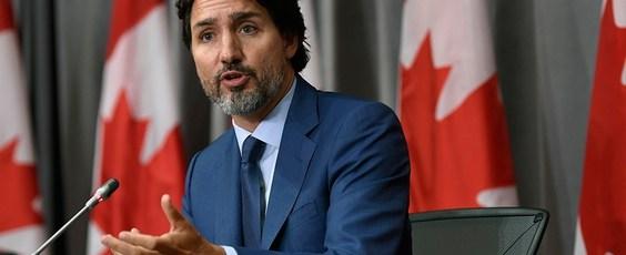 Prime Minister Justin Trudeau National Post | James Alexander Michie