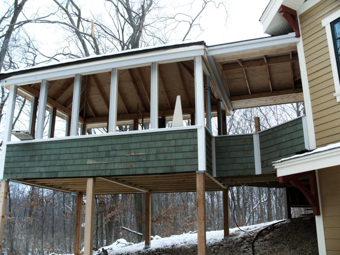 Three Seasons Room | James Allen Builders | Wisconsin