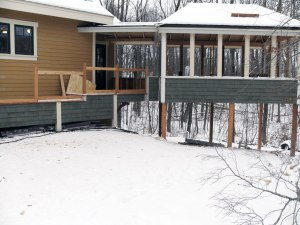 Custom Deck Builder | James Allen Builders | Milwaukee