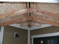 Three Season Room Detail | Custom Builder | James Allen Builder