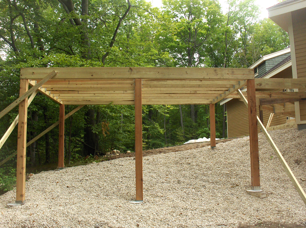 Custom Decks | James Allen Builders | Wisconsin