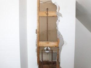 Water Damage Fix | Custom Remodeler | James Allen Builders