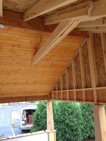 Custom Carport Built | James Allen Builder | Wauwatosa, WI