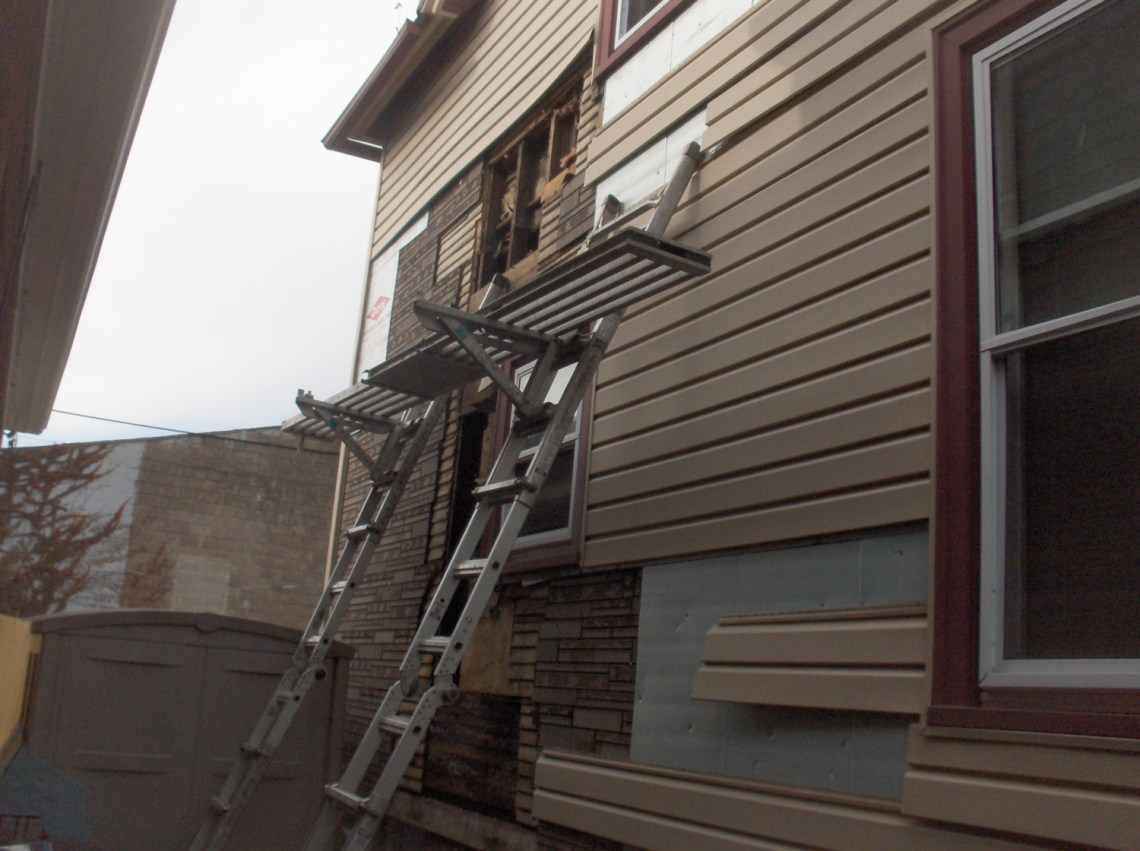 Siding Repair and Replacement | Southeast Wisconsin | James Allen Builders
