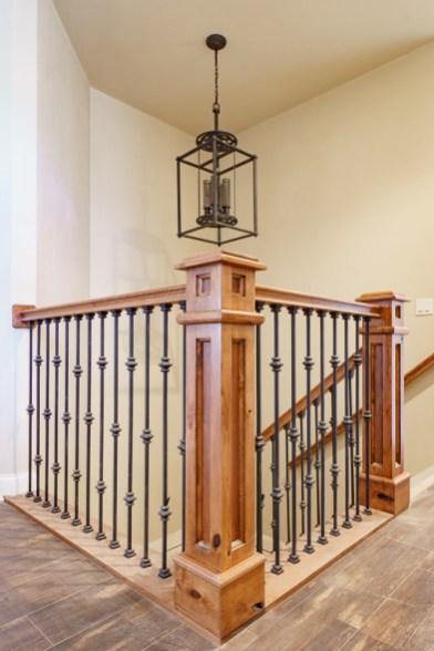 Custom railing and baluster