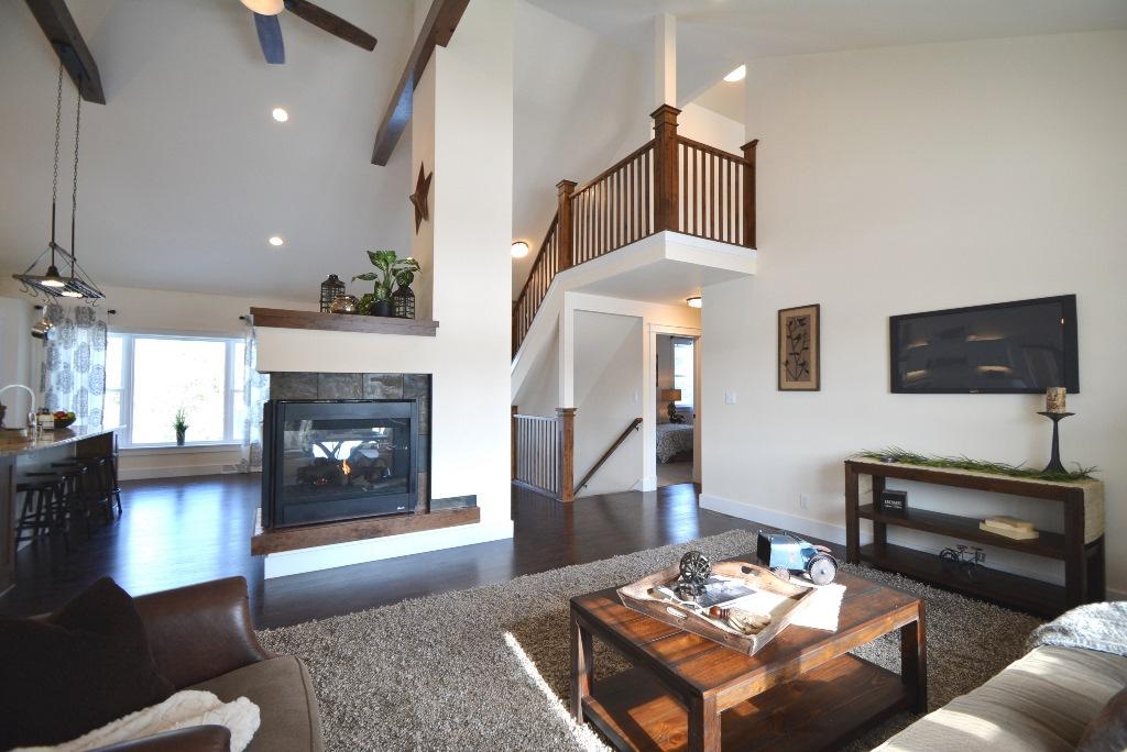 James Allen Builders Model Home Slinger WI