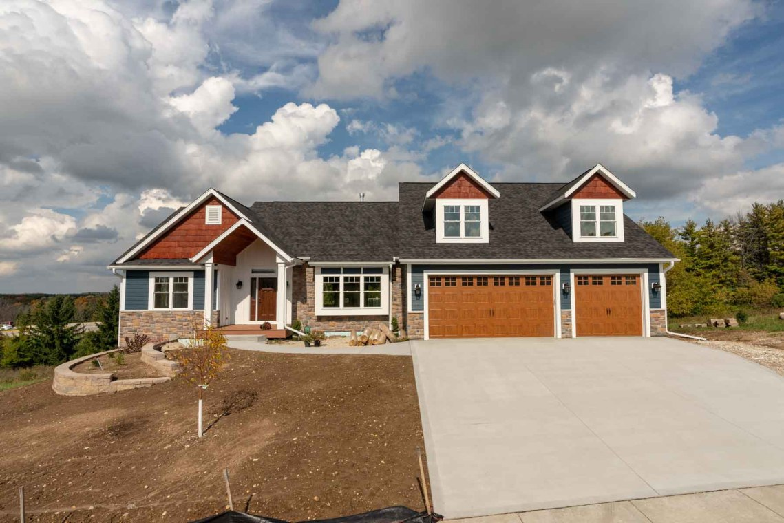 James Allen Builders Model Home | Slinger, WI