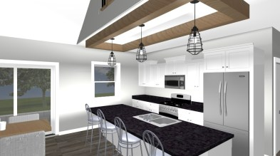 Nori Model Kitchen 1