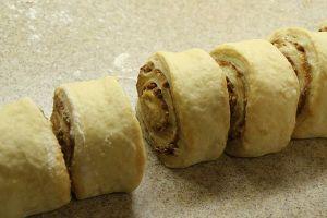 Miller & Paine cinnamon rolls