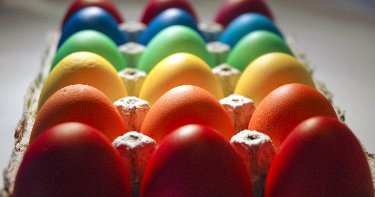 Rainbows of Eggs