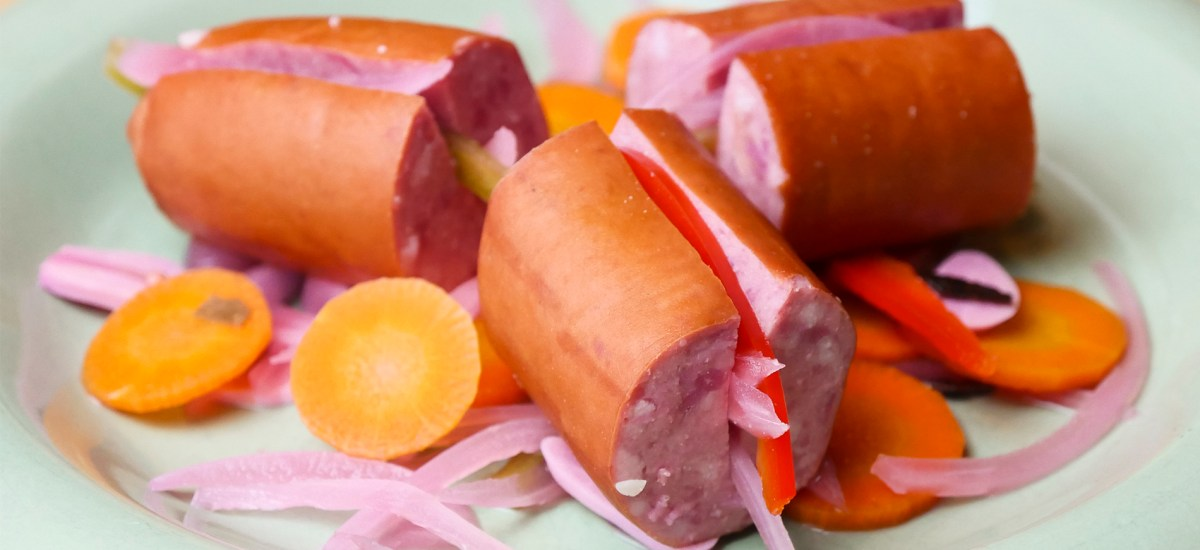 Utopenci ~ Spicy Pickled Sausages