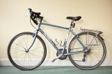 James's Dawes Horizon touring bike