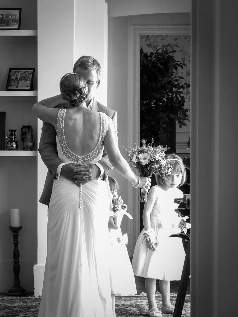 Wedding Photographer Winters Barn
