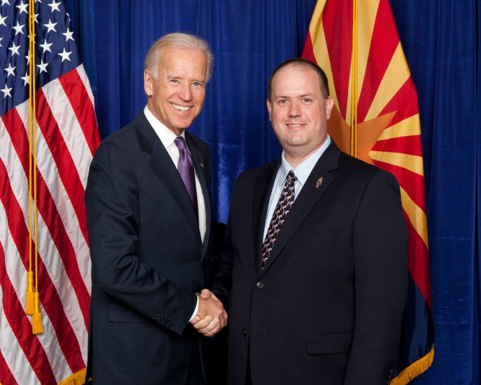 Who doesn't love Joe Biden?