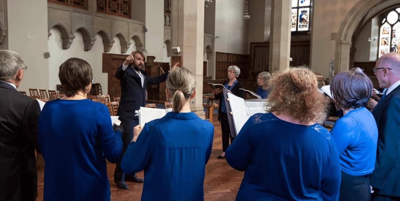 Fenham Ensemble at St. James' and St. Basil's Church Fenham