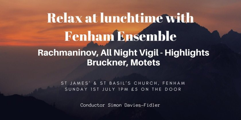 Fenham Ensemble at J's and B's