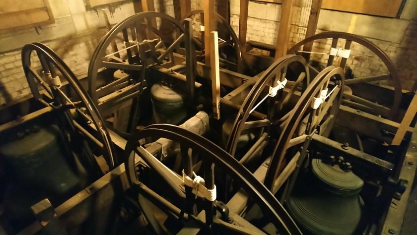 Bells St James and St Basils