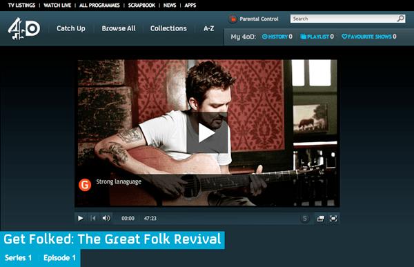 Get Folked: Great Folk Revival