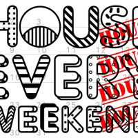 'House Every Weekend' by David Zowie