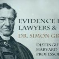 Harvard Law Professor, Simon Greenleaf, Converts to Christianity After Trying to Disprove Jesus' Resurrection.