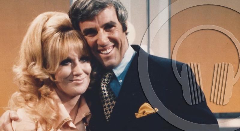Burt Bacharach et la chanteuse Dusty Springfield