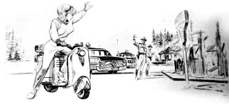 Motel 007 – 1962