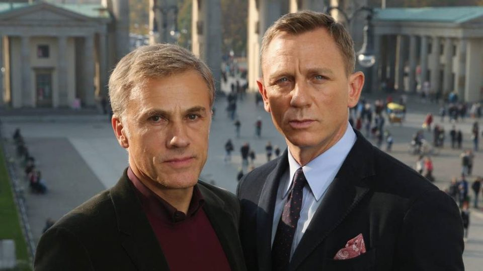 Christoph-Waltz-and-Daniel-Craig