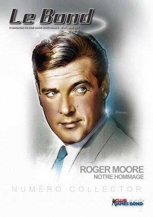 Le Bond 48, Hommage à Roger Moore, Juin 2017