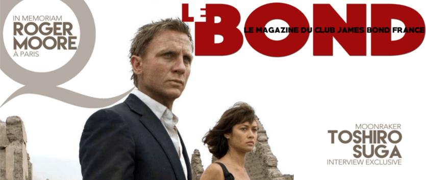 Nouvelle Édition pour Le Bond 51