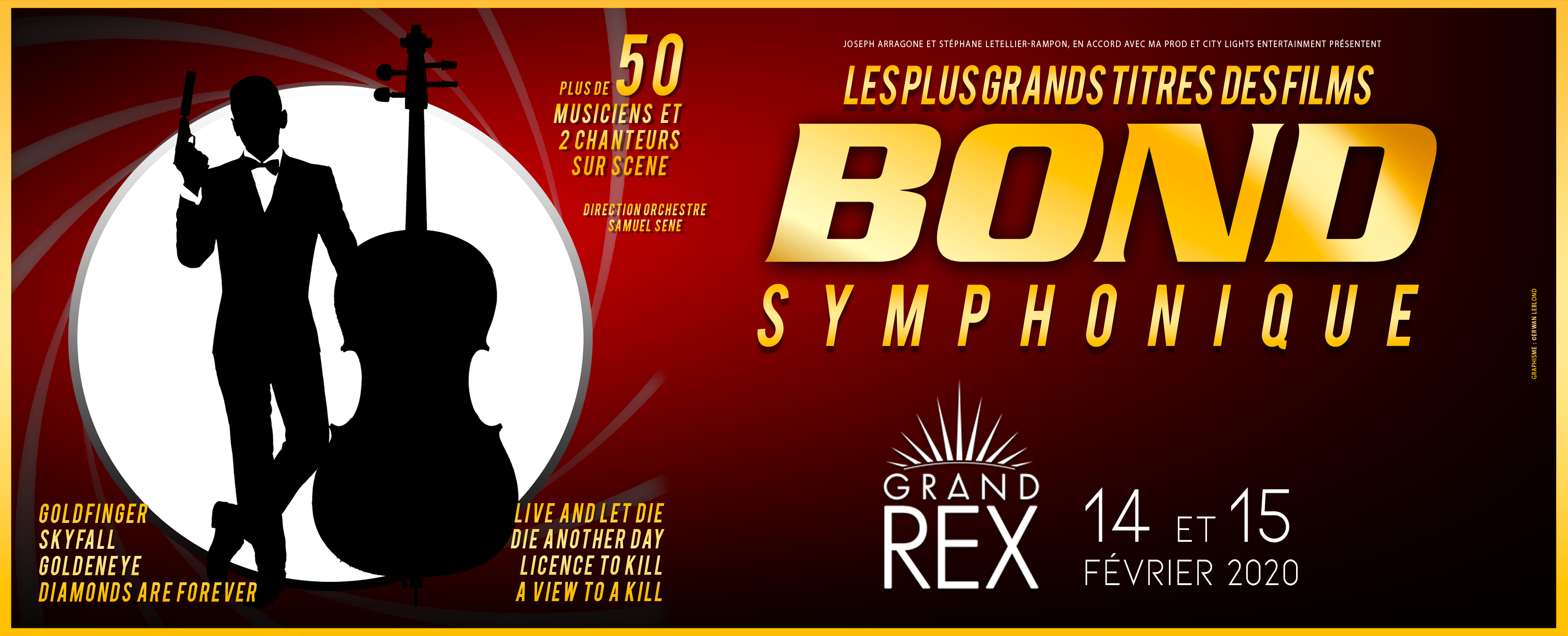'Bond Symphonique' en tournée en France !