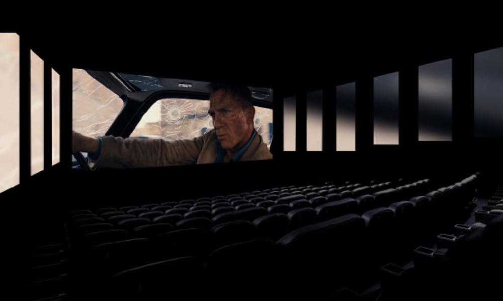 MOURIR PEUT ATTENDRE : En ICE IMMERSIVE dans les cinémas CGR