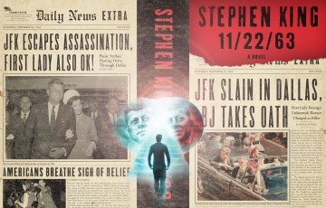 How Stephen King s JFK Novel Echoes Fleming s Least Known Bond Novel         everywhere  I decided to take a little break from reading all things  Bond so a while ago I began reading Stephen King s time travel novel 11 22  63 about