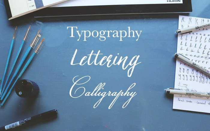 Difference-Between-Typography-Calligraphy-Lettering