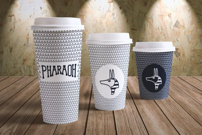 Coffee Cup branding