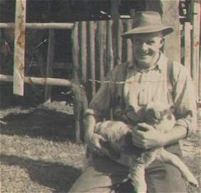 William Arthur (aka Barney) Rixon, Goonengerry, NSW