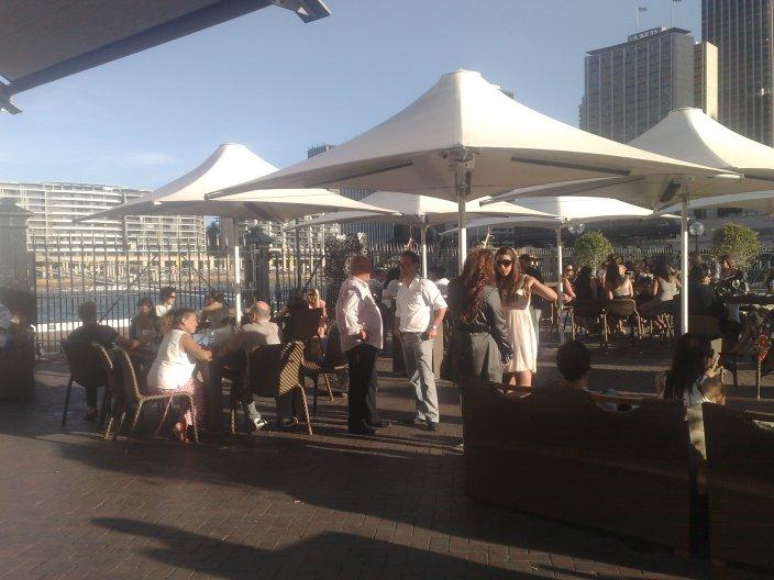 Cruise Bar, Circular Quay, Sydney