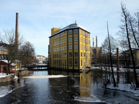 Arbetets Museet - Museum of Work, Norrkoping