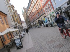 The old part of Malmo