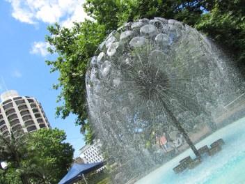 El Alamein Memorial Fountain, Sydney