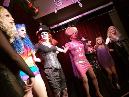 Sunday Night at Stonewall