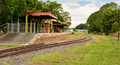 Railway - South Lismore