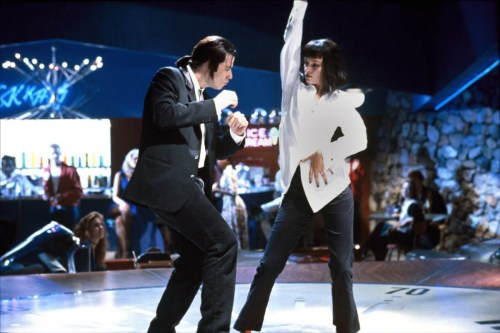 Cinematic Advent Calendar #06 - Pulp Fiction