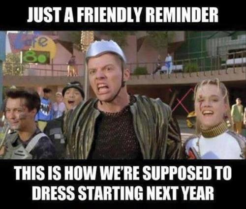 Just a friendly reminder....