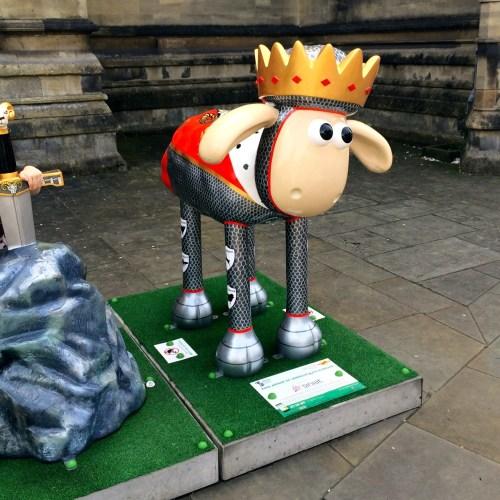 25. King Arthur of Lambelot & Excalibaaar