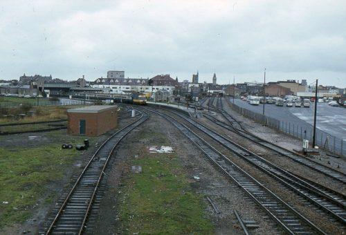 Weston-super-Mare Railway Station Copyright Roger Winnen