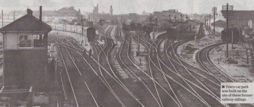 Weston-super-Mare Railway Station
